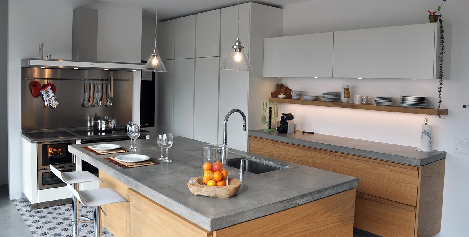 Küche in Gorla