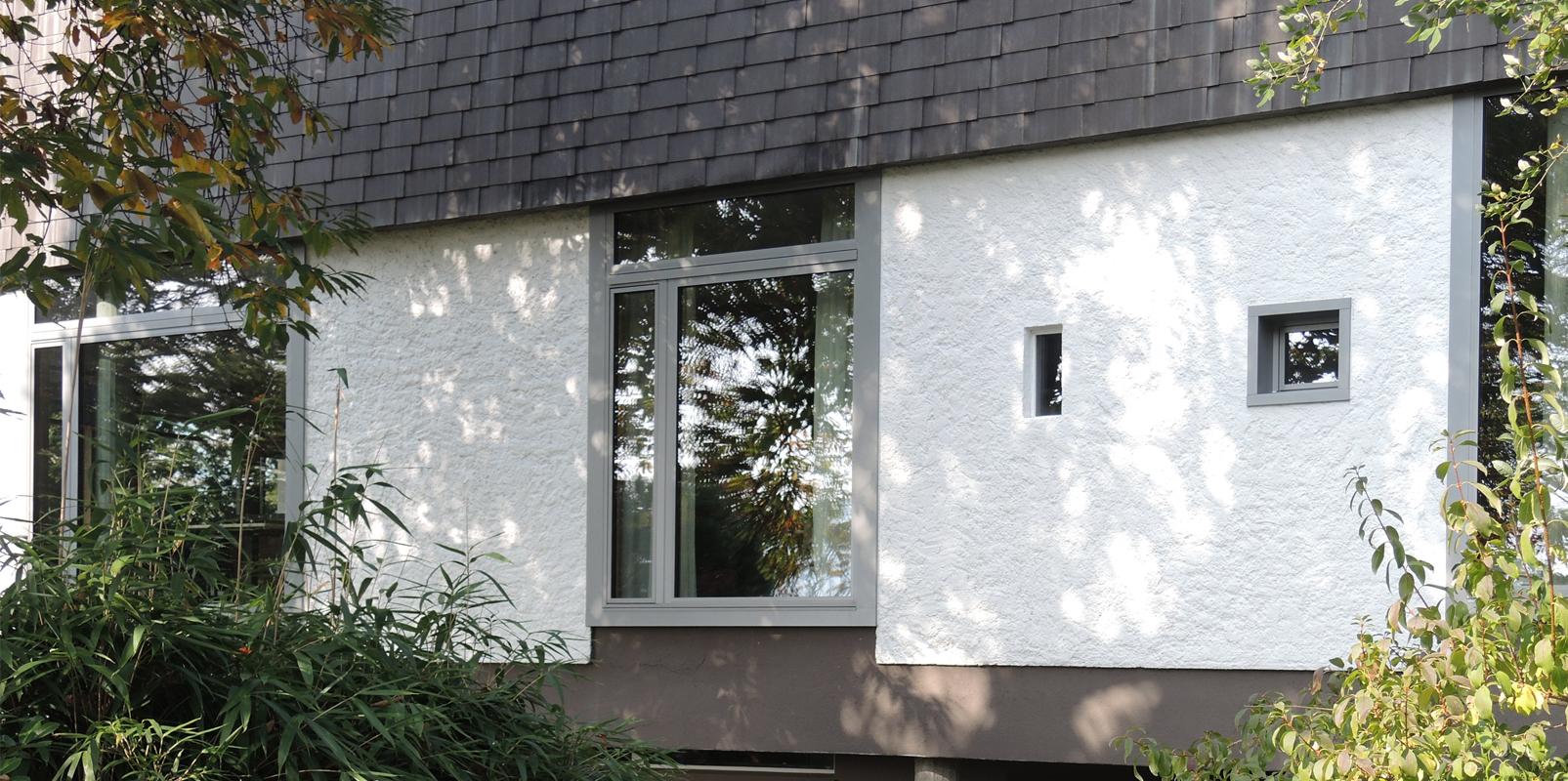 Fenster in Carona
