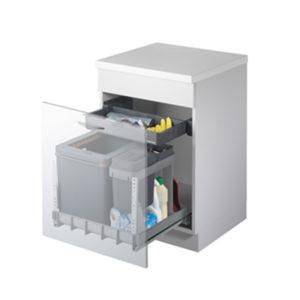 Pattumiera Müllex BOXX55-60-R Bio