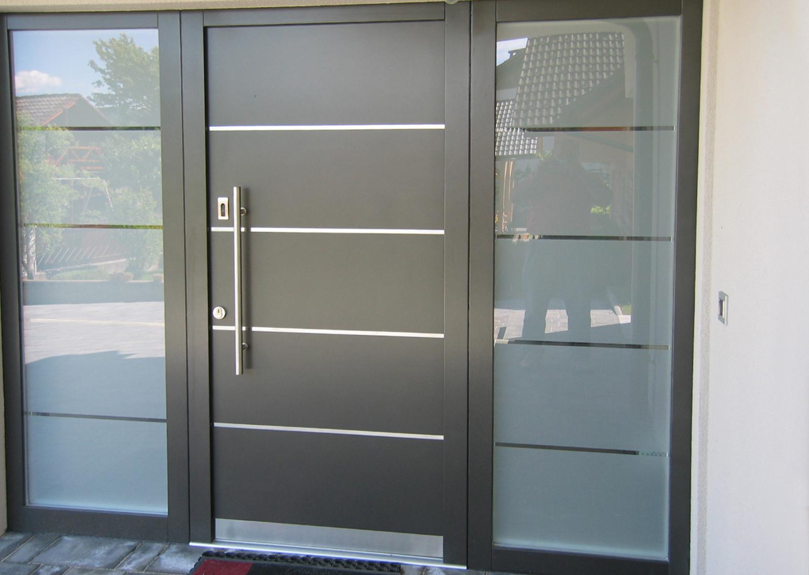 Tür in Capolago