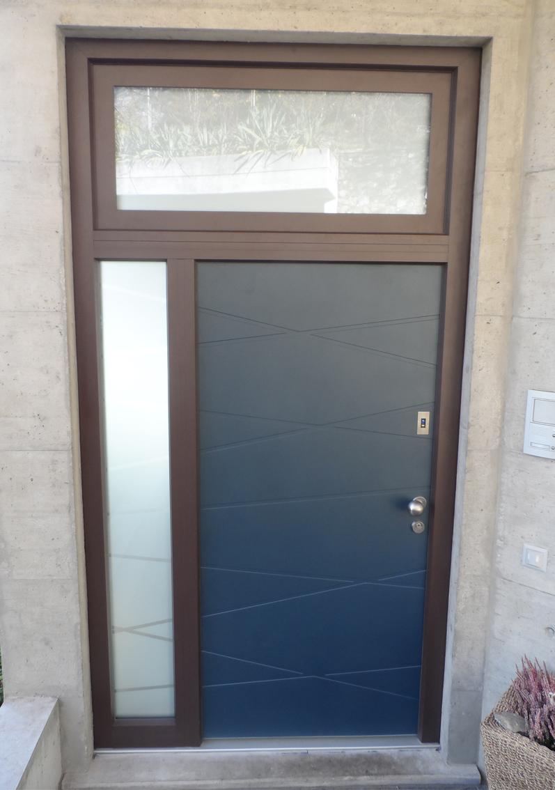 Tür in Ronco sopra Ascona