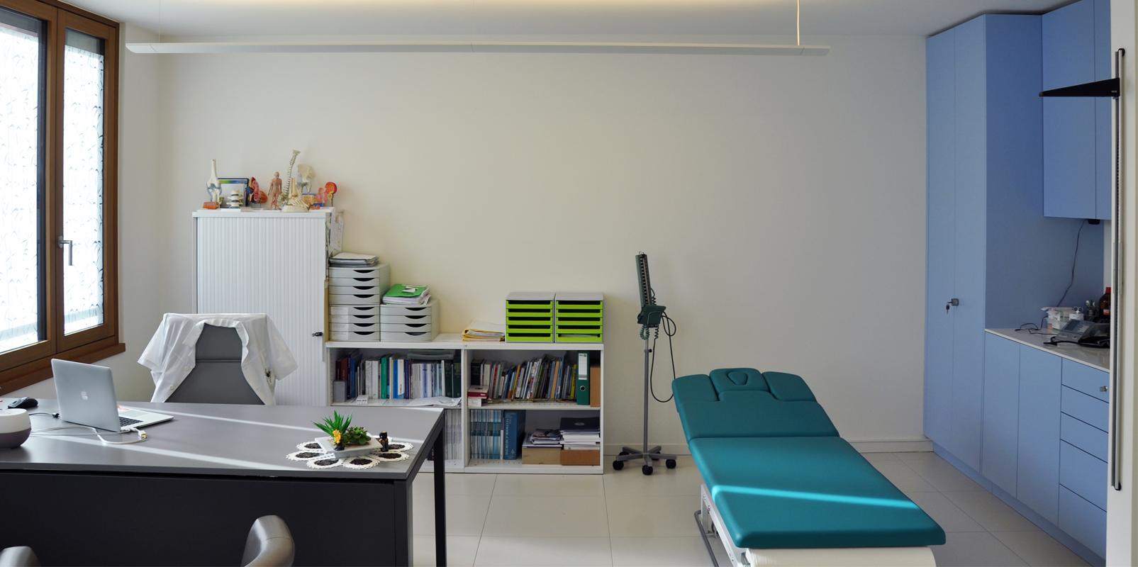 Studio medico a Mendrisio